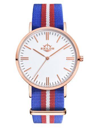 Sailor Uhr Classic Costa rosegold