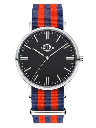 Sailor Uhr Classic Haiti silber