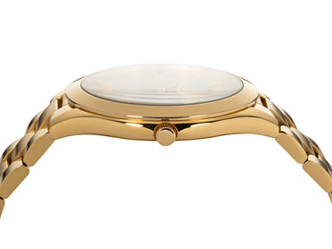 Sailor Ladies wrist watch Fashion Paris gold/gold SL201-3488