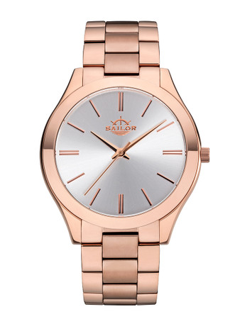 Sailor Uhr Fashion Paris rosegold/weiß SL201-2475