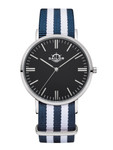 Sailor Uhr Classic Bay silber 001