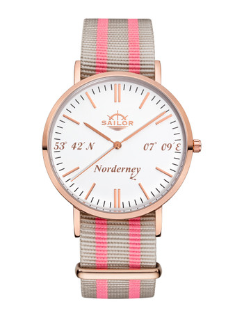 Sailor Uhr Limited Edition Norderney rosegold, SL101-2026-40