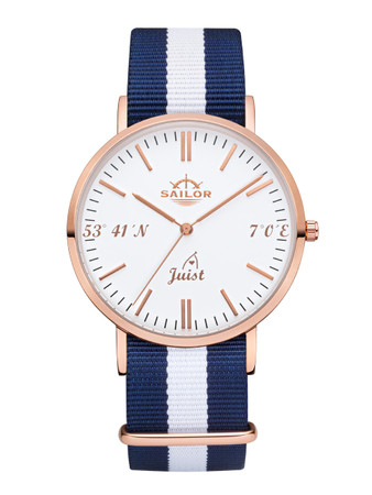 Sailor Uhr Limited Edition Juist rosegold