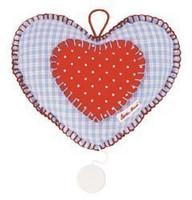 Kaethe Kruse 87298 - Musical Box Luckies Heart
