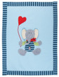 sigikid 48806 - Blanket Lolo Lombardo