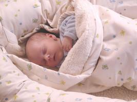 Baby Blanket / Children Blanket Summer Dream (Cotton Plush)