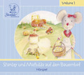 "Sterntaler 10274 - Audio Stories CD ""Stanley und Mathilda auf dem Bauernhof"" (in German)"