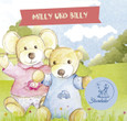 "Sterntaler 10285 - Picture Book ""Milly und Billy im Wald"" (in German)"