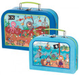 sigikid 24281 - Set of 2 Suitcases Sammy Samoa