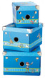 sigikid 24395 - Set of 3 Boxes Sammy Samoa