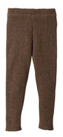 Disana 33205XX - Knitted Leggings Wool hazelnut