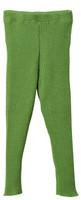 Disana 33209XX - Knitted Leggings Wool green