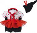 Kaethe Kruse 30522 - Dolls Clothing Bath Baby Ladybug with hair accessories