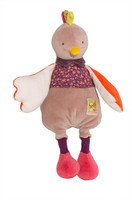 Moulin Roty 656022 - Plush Toy Chicken (Les Cousins)