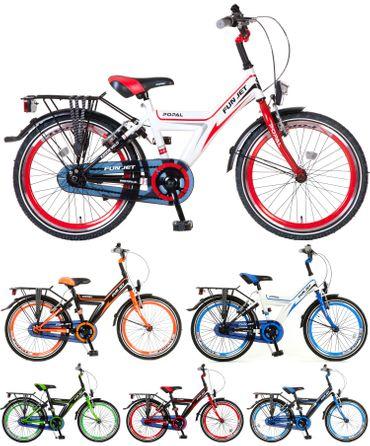 20 Zoll Kinder Fahrrad Popal Funjet 2008 ohne Schaltung – Bild 1