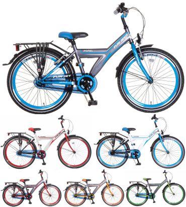 26 Zoll Popal Funjet 2608 Herren City Fahrrad