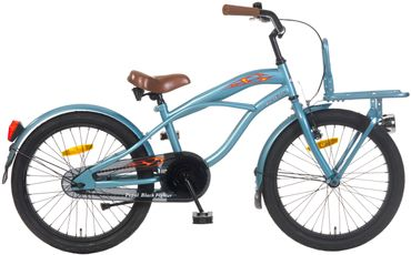 20 Zoll Popal Black Fighter B2000 Jungen Beach Cruiser – Bild 3