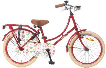 20 Zoll Popal Omafiets OM20 Mädchen Holland Fahrrad – Bild 4