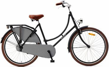 26 Zoll Damen Hollandrad Popal Omafiets OM26 ohne Schaltung – Bild 5