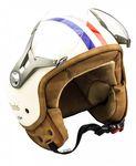 SOXON SP-325 Paris Jethelm Jet Vespa Retro Roller Helm Motorradhelm 001