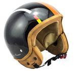 SOXON SP-301 Night Runner - Jethelm Jet Vespa Mofa Rollerhelm Motorradhelm 001