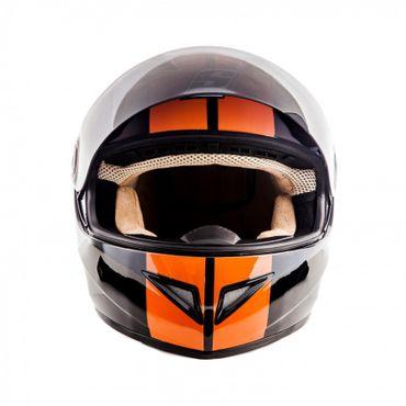 Soxon ST-666 Deluxe Night Integralhelm Motorradhelm Motorrad Helm – Bild 6