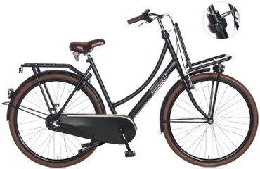 28 Zoll Popal Daily Dutch Basic+ 2800 Damen Holland Fahrrad 3 Gang – Bild 2