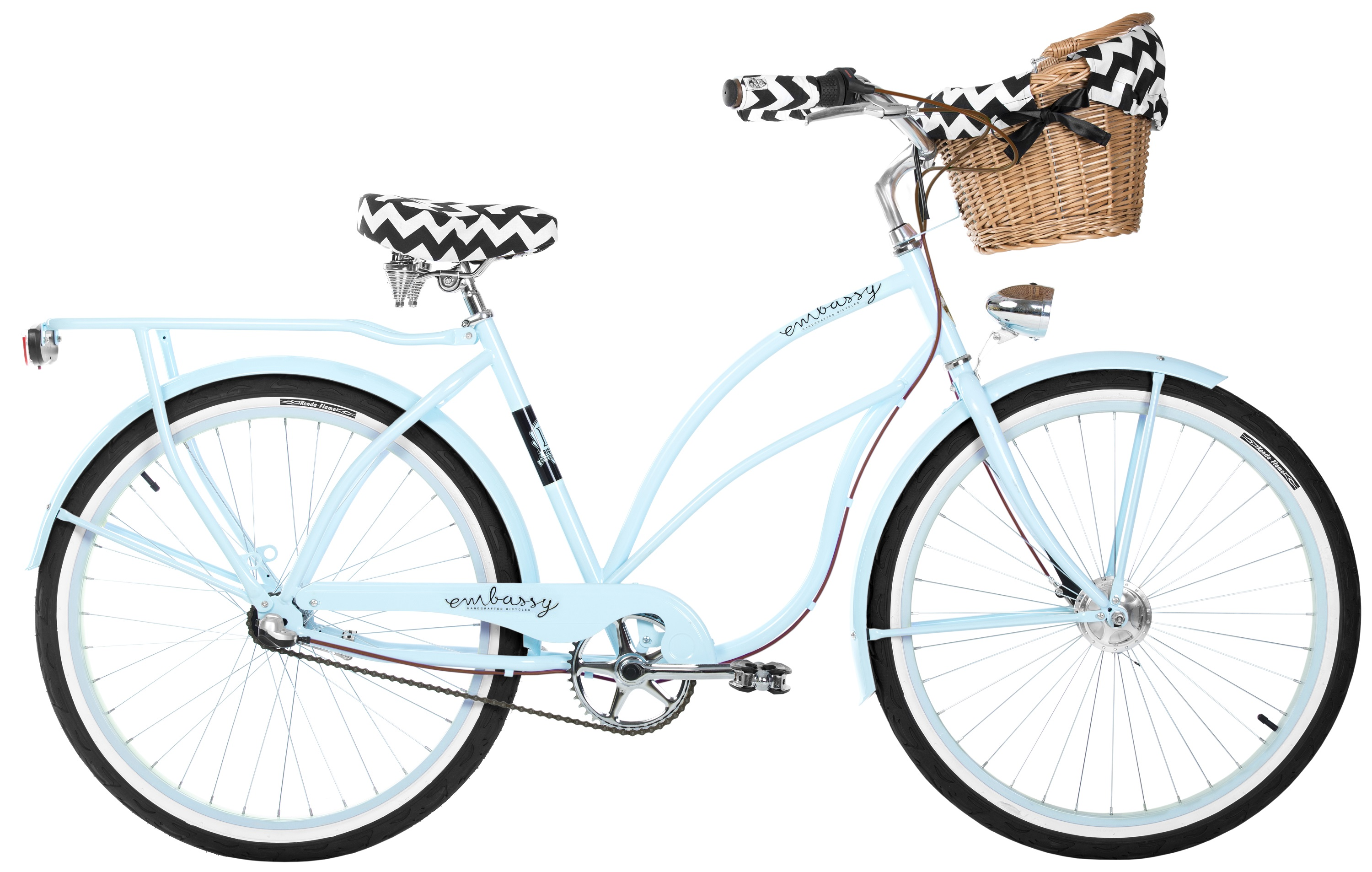 26 zoll damen beach cruiser embassy la brezza fahrr der cruiser. Black Bedroom Furniture Sets. Home Design Ideas