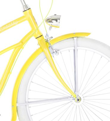 26 Zoll Damen Beach Cruiser Fahrrad Embassy LEMON – Bild 12