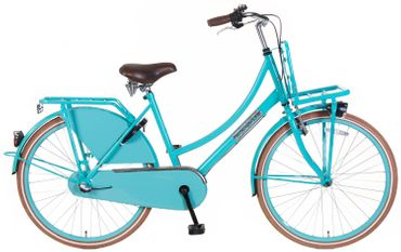 26 Zoll Popal Daily Dutch Basic+ TR26N3 Damen Holland Fahrrad 3 Gang – Bild 3
