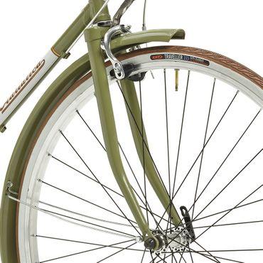 28 Zoll Herren City Fahrrad 6 Gang Adriatica Condorino – Bild 7