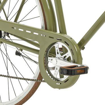 28 Zoll Herren City Fahrrad Adriatica Condorino 6 Gang – Bild 9