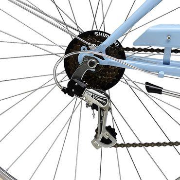 28 Zoll Damen Holland Fahrrad Adriatica Danish 6 Gang – Bild 10