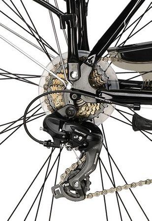 28 Zoll Herren Trekking Fahrrad 21 Gang Adriatica Sity 2 Man – Bild 9