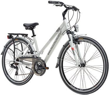 28 Zoll Damen Trekking Fahrrad Adriatica Sity2 21 Gang – Bild 2