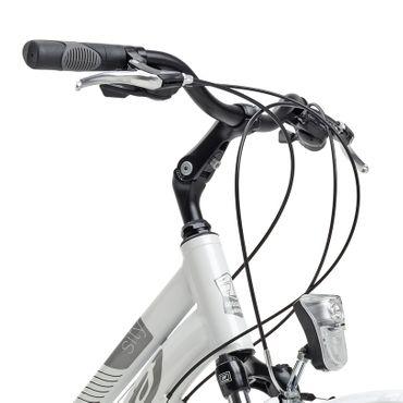 28 Zoll Damen Trekking Fahrrad Adriatica Sity2 21 Gang – Bild 4
