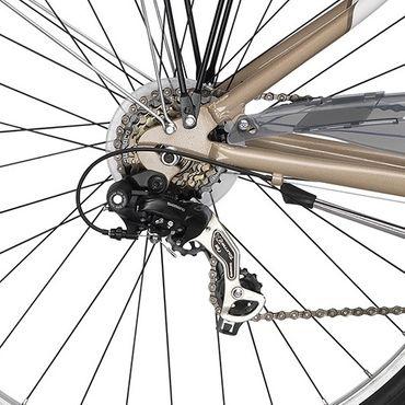 28 Zoll Damen City Fahrrad Adriatica Relax 6 Gang – Bild 10