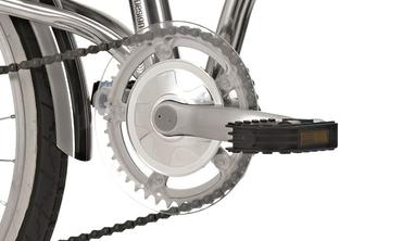 20 Velo Pliant Cinzia Car Bike Retro Velo Pliable Aluminium Shimano 6 Vitesses – Bild 6