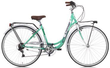 28 Zoll Cinzia Liberty Lady Damen Holland Fahrrad 6 Gang – Bild 2