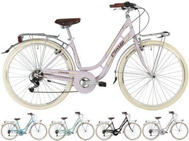 28 Zoll Cinzia Mia Damen City Fahrrad 6 Gang – Bild 1