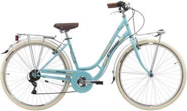 28 Zoll Cinzia Mia Damen City Fahrrad 6 Gang – Bild 6