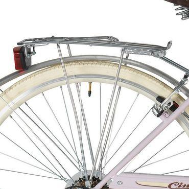 28 Zoll Cinzia Mia Damen City Fahrrad 6 Gang – Bild 10