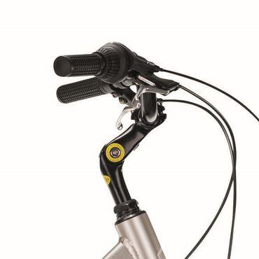 26 Zoll Damen City Fahrrad 7 Gang Montana Ayda – Bild 4