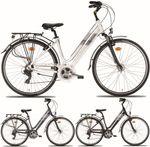28 Zoll Damen City Fahrrad Montana Bluecity 21 Gang