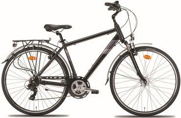 28 Zoll Herren City Fahrrad 21 Gang Montana Bluecity – Bild 3