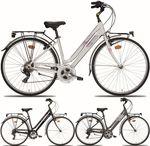 28 Zoll Damen City Fahrrad Montana Bluecity 21 Gang 001