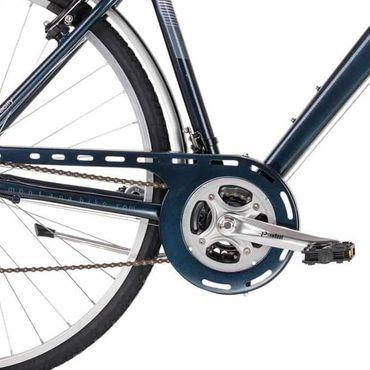 28 Zoll Herren Trekking Fahrrad 21 Gang Montana Bluecity – Bild 7