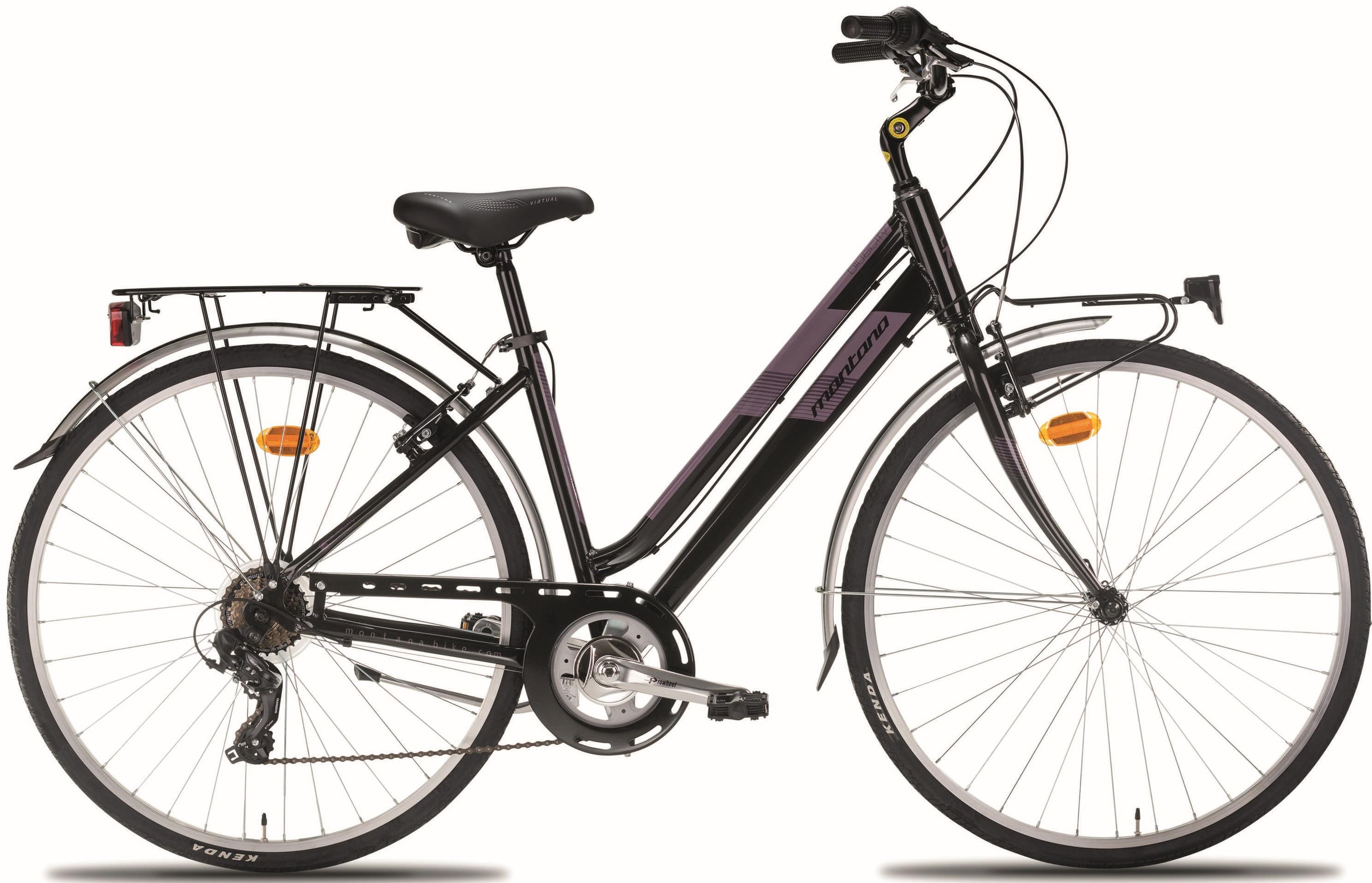 28 zoll damen city fahrrad montana bluecity 7 gang. Black Bedroom Furniture Sets. Home Design Ideas