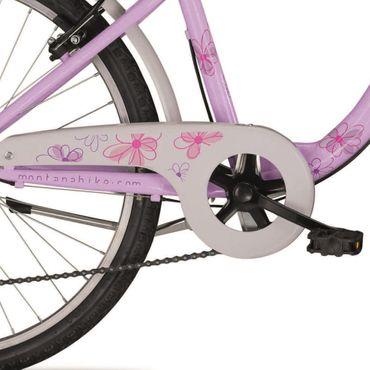 24 Zoll Mädchen Fahrrad Montana Bloomy 6 Gang – Bild 9
