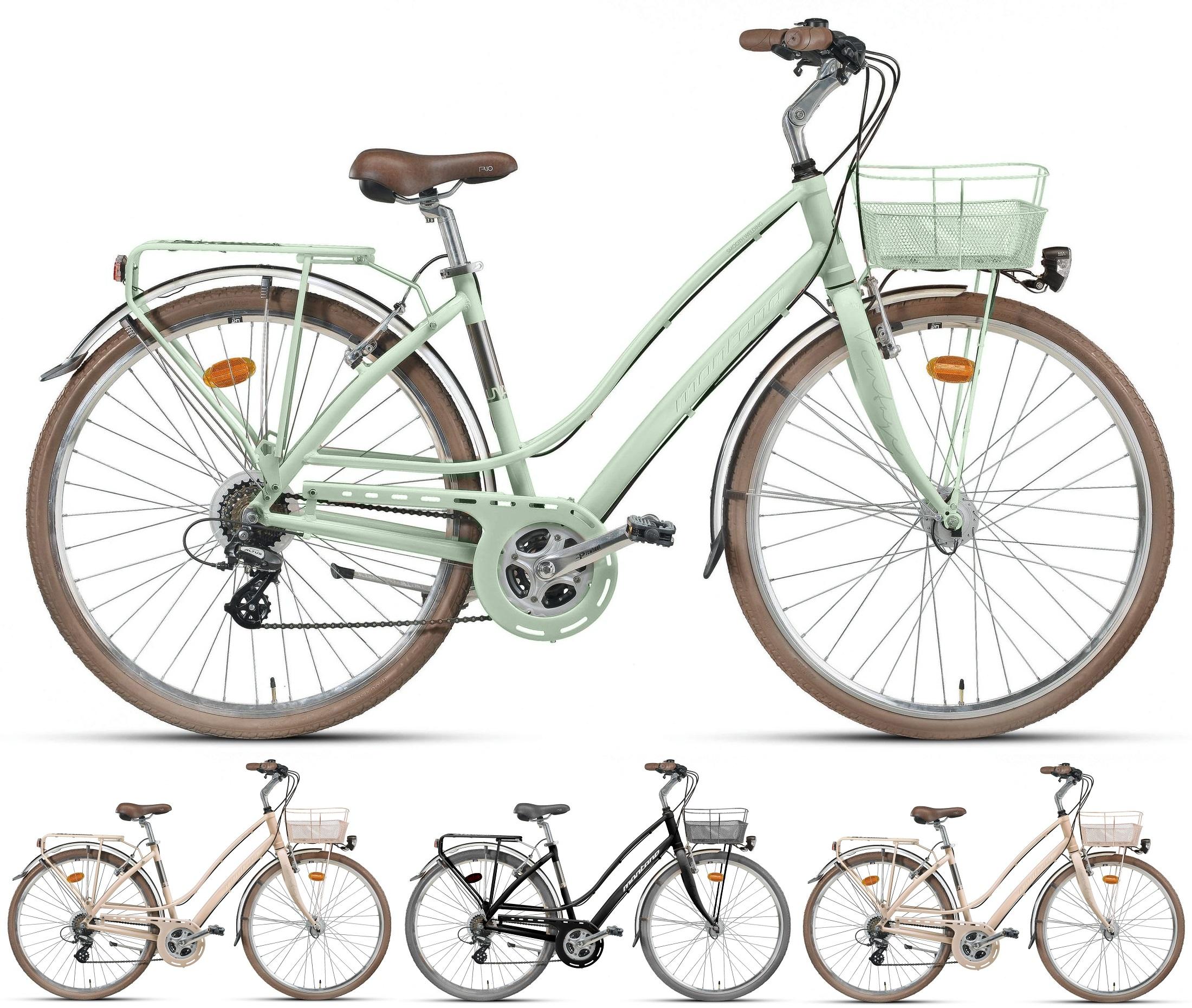 28 zoll damen city fahrrad montana lunapiena 21 gang alu. Black Bedroom Furniture Sets. Home Design Ideas